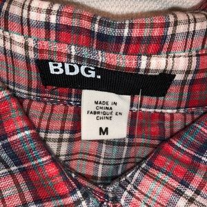 Urban outfitters, BDG oversized flannel